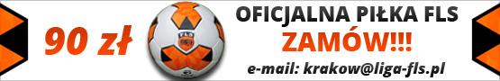 Oficjalna piłka FLS - zamów!!!