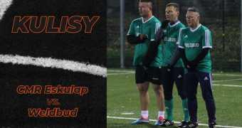 Kulisy: CMR Eskulap - Weldbud