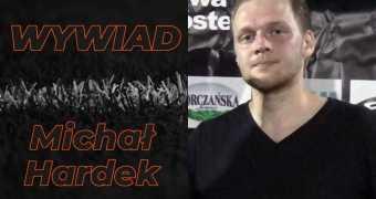 Wywiad z Michałem Hardkiem ze Stali Nowa Huta (FLS Jesień 2019)