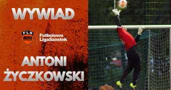 Wywiad z Antonim Życzkowskim z Astora (FLS Wiosna 2019)